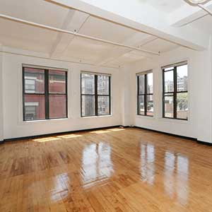 Greenwich Village Corner Unit in Boutique Building