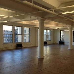 Huge Flatiron Loft Space