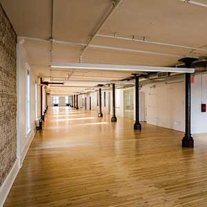 Murray Hill Full Floor with Rustic Charm